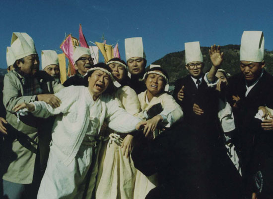 A scene from 'Farewell My Darling(1996)'