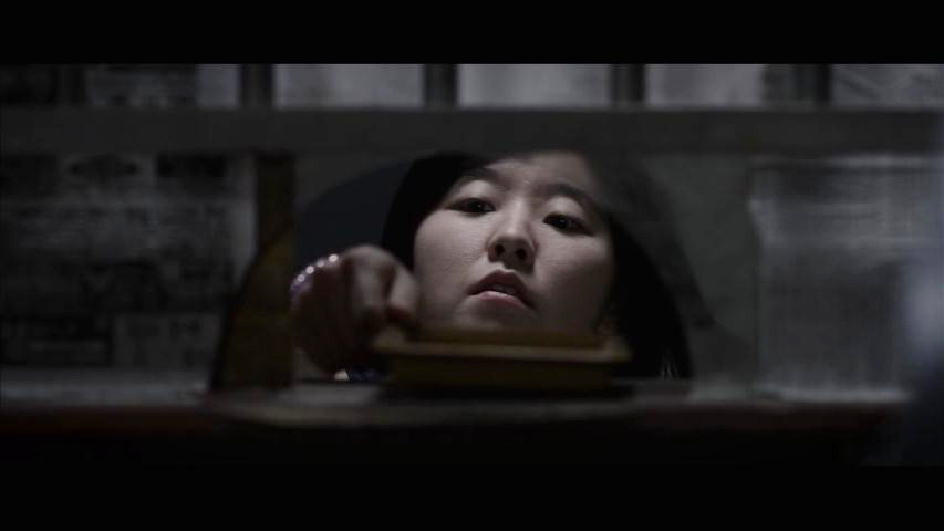A scene of the film  'Safe' by Shin Young Kyun ARTS & Culture Foundation